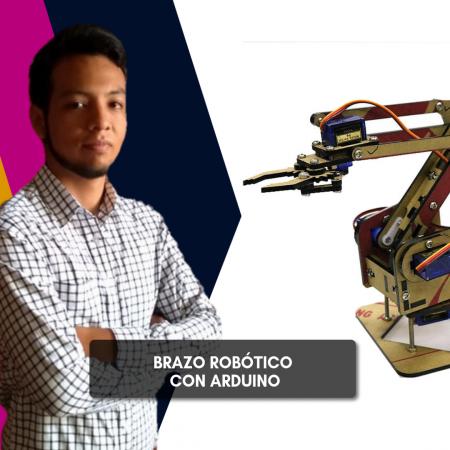 Brazo Robot con Arduino