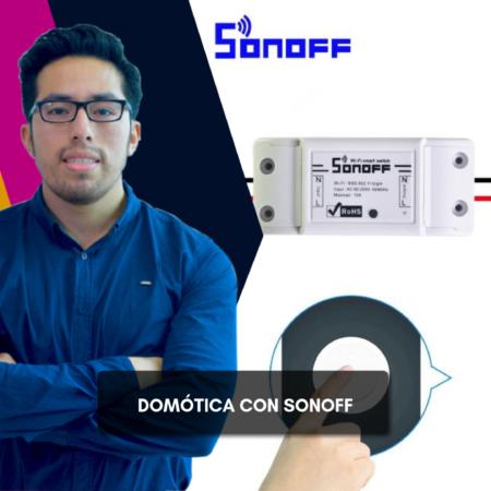 Domótica con Sonoff
