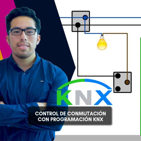 Control de Conmutación con KNX