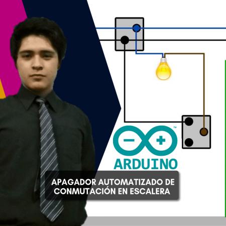Apagador Automatizado de Conmutación en Escalera