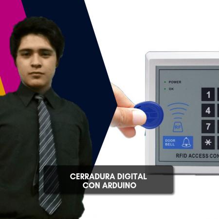 Cerradura Digital con Arduino