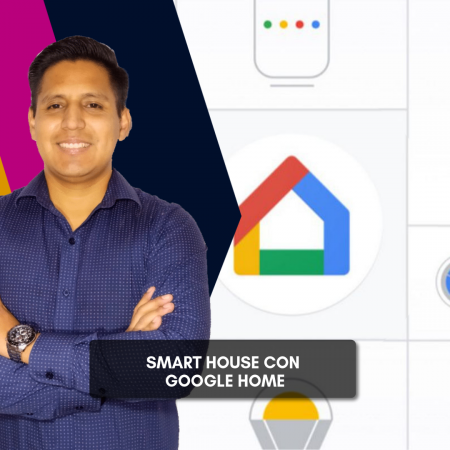 Smart house con Google Home