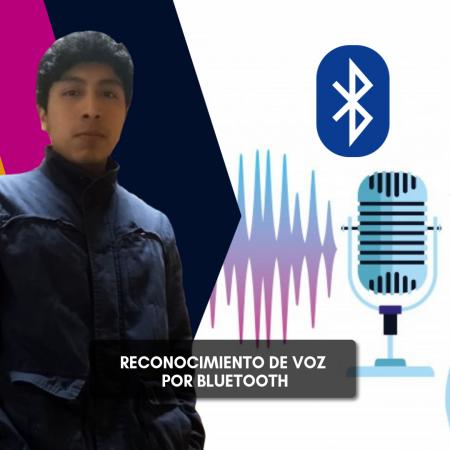 Reconocimiento de Voz por Bluetooth con Arduino
