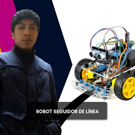 Robot Seguidor de Línea