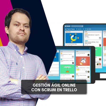 Gestión Ágil Online con Scrum en Trello