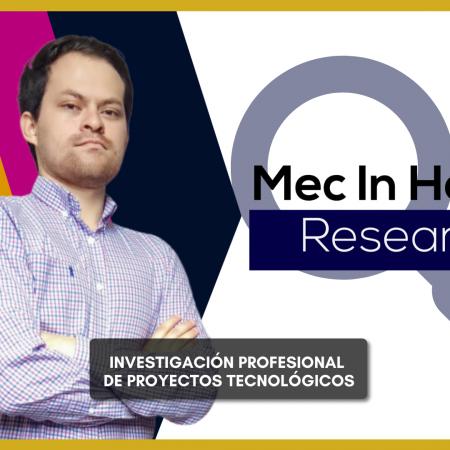 Especialización: Investigación Profesional de Proyectos Tecnológicos