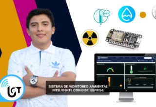Sistema de monitoreo ambiental inteligente