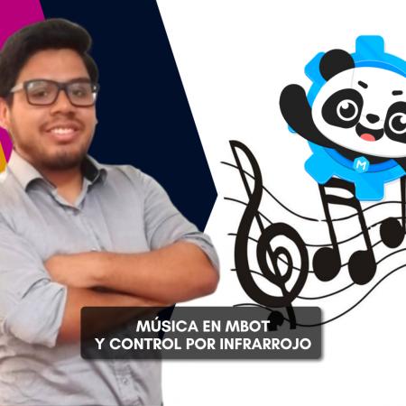 Música en mBot y control por Infrarrojo