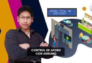 Control de Aforo con Arduino