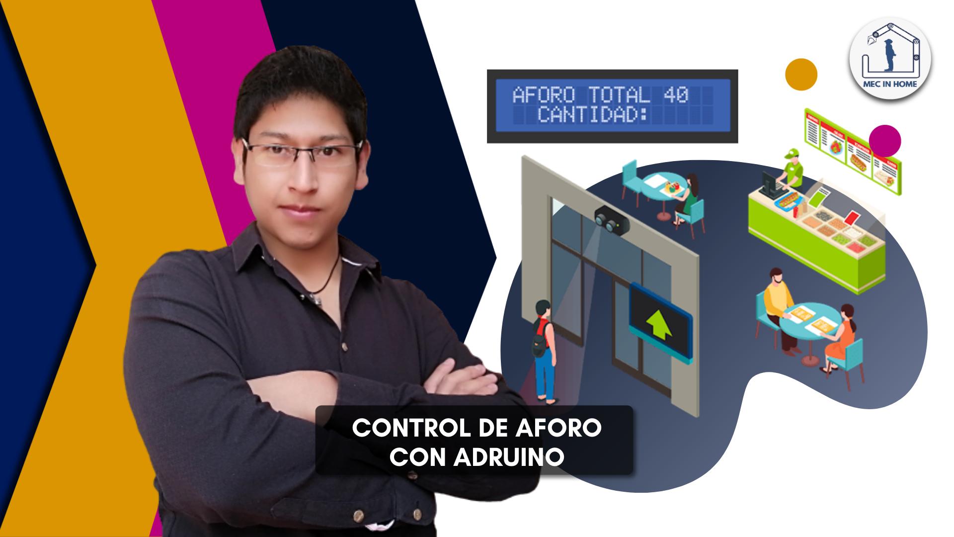 CONTROL DE AFORO