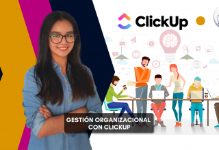 Gestión organizacional con ClickUp