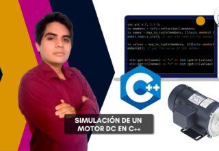 Simulación de un motor DC en C++