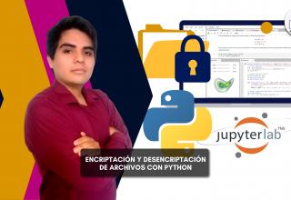 Encriptación y desencriptación de archivos con Python