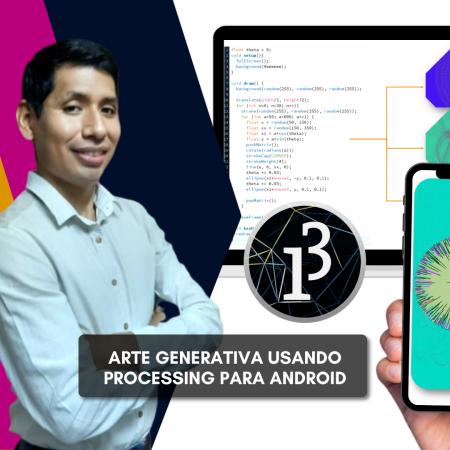 Arte Generativo usando Processing para Android