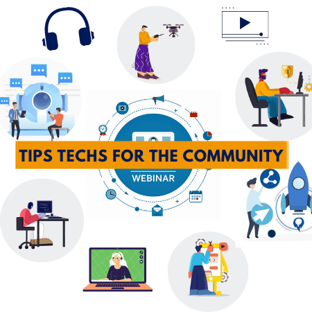Tips Techs for the Community