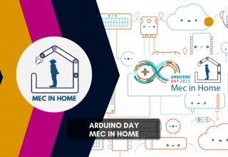 Arduino Day Mec in Home