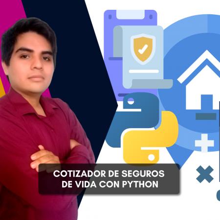 Cotizador de seguros de vida con Python