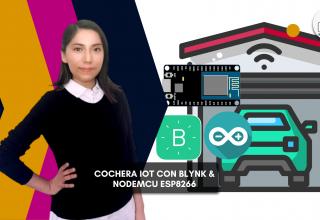 Cochera IoT con NodeMCU esp8266