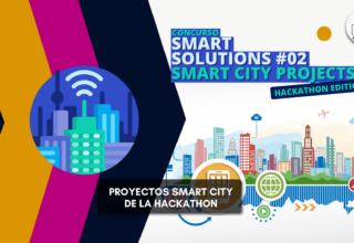 Proyectos Smart City de la Hackathon